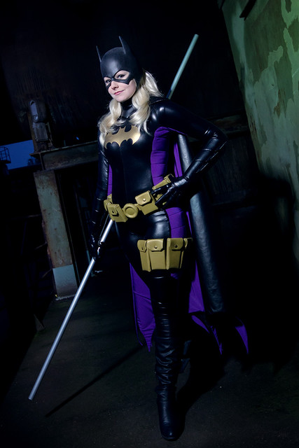 Batgirl - Stephanie Brown 3 by Nami06