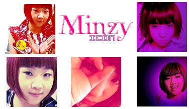 Minzy Icons 2 by TsukiNita