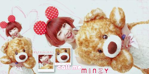 Call Me M I N Z Y, by TsukiNita