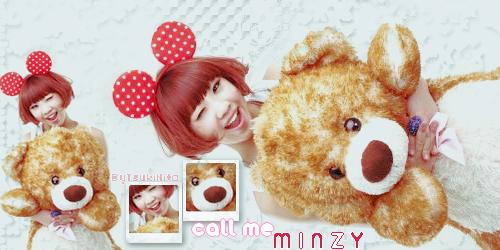 Call Me M I N Z Y by TsukiNita