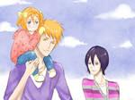 Kurosaki Family: A nice walk
