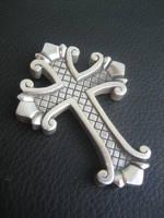 Sterling silver cross by flintlockprivateer