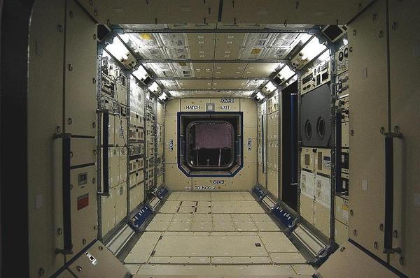 International space station by flintlockprivateer