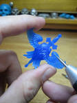 wax carving tutorial 8