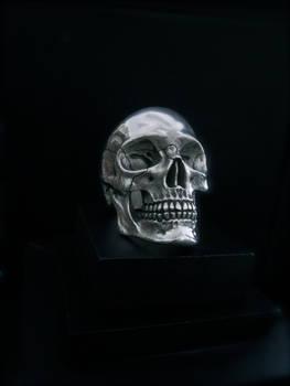 The Flintlock skull ring.