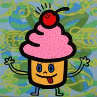 crazyCakes by popartmonkey