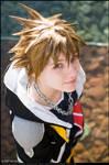 KH II - Sora Default Cosplay -
