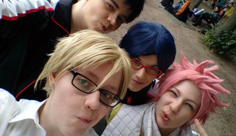 25 - AnimagiC homo selfie by Yamane