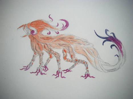 Coloured Beastie Ver. 2