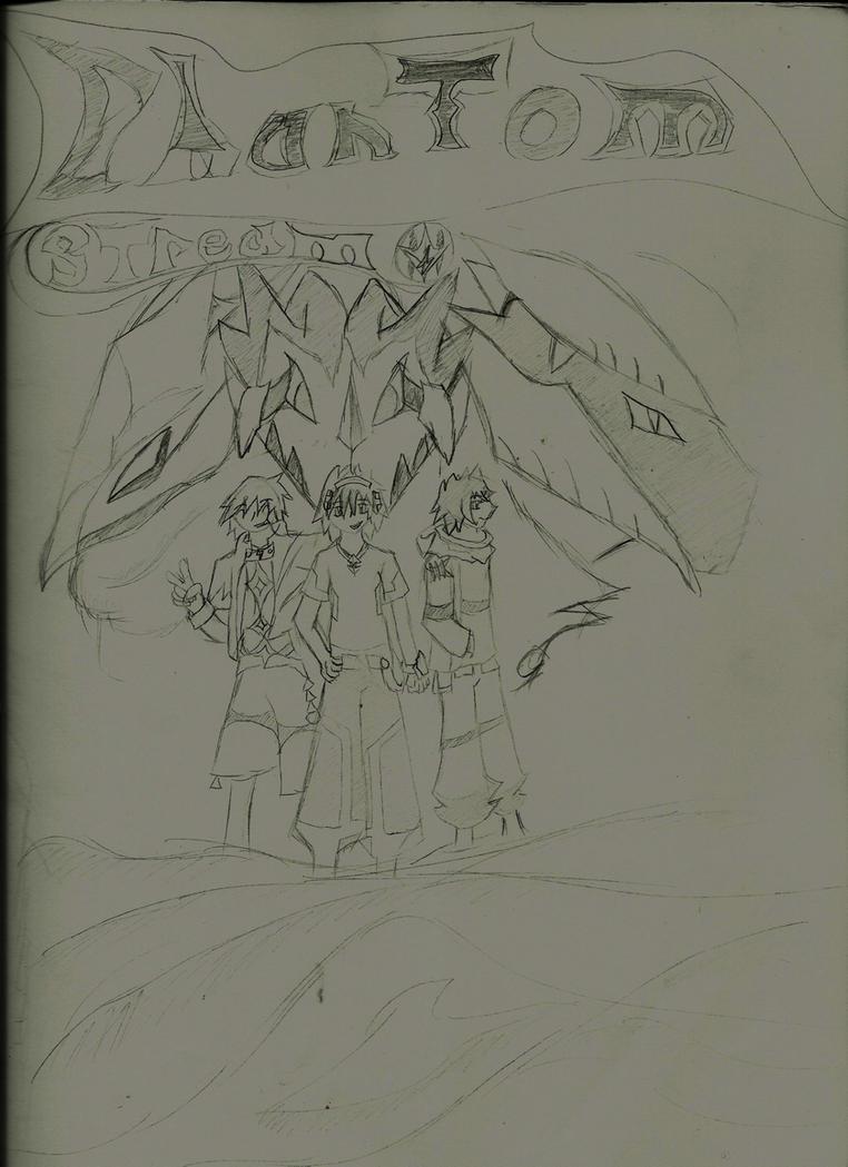 Phantom Stream- cover page ch1 by dragonmon24