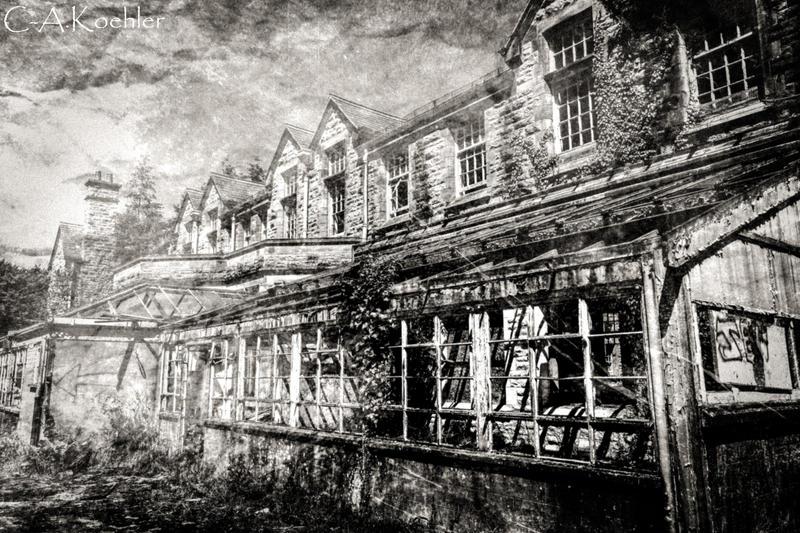 Silence in a asylum by Cirell100