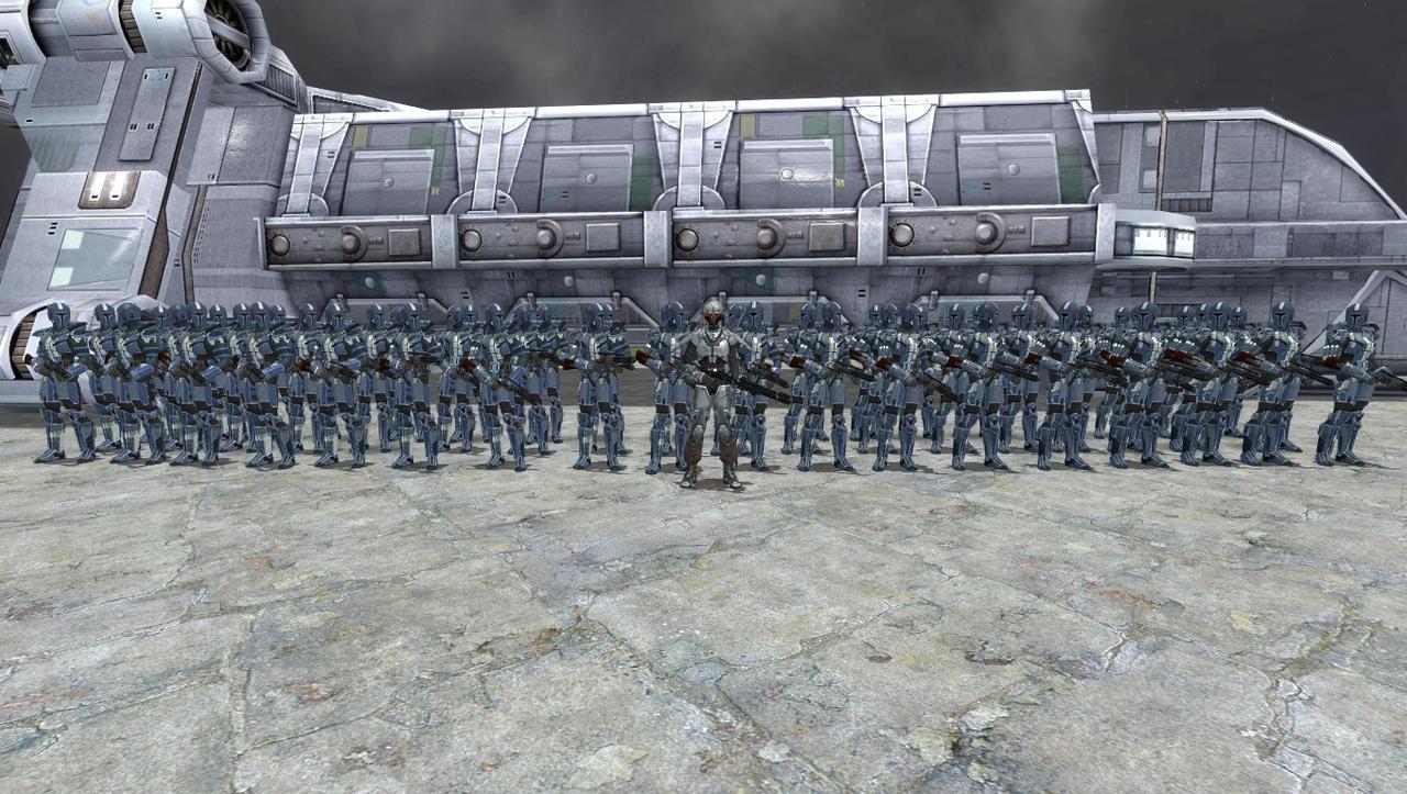 mandalorian army Gallery