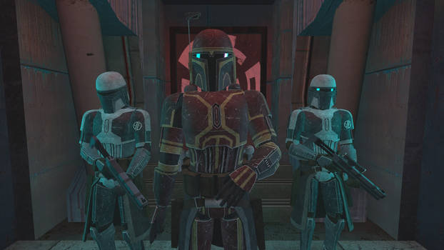 The Mandalorian Journeyman Protectors