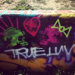 graffiti by transly by translyania