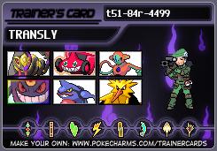 pokemon card UPDATE by translyania
