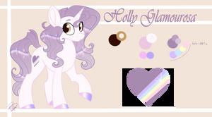 Holly Glamourosa by beashay