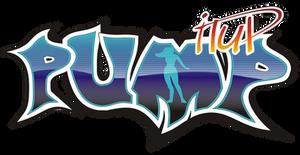 Logotipo Pump It Up