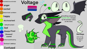 Voltage remade reference