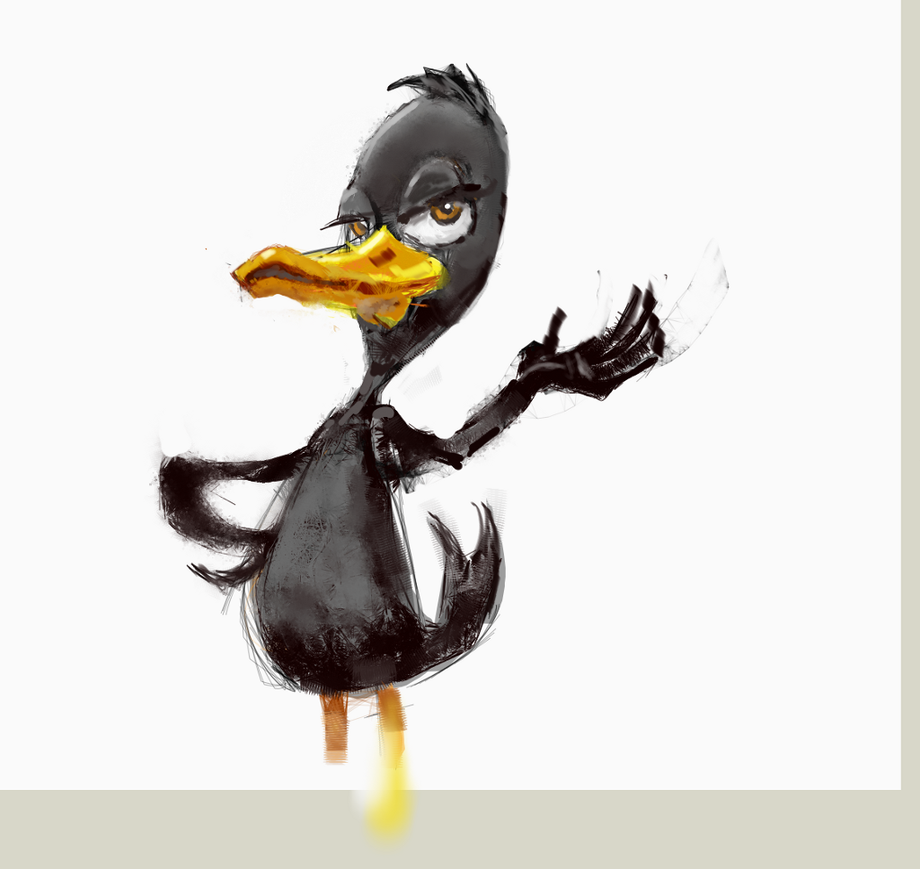daffy by shalpin