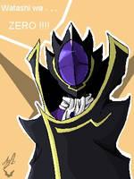 OE:Code Geass - Zero by AzuresAerial