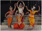 Odissi Dancers III