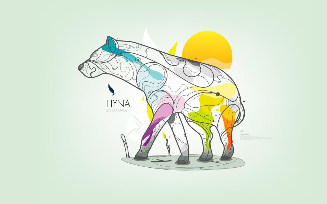 HYNA by imrik