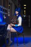 Ayumi Shinozaki by IlunaNeko
