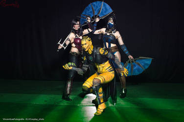 Mortal Kombat X by IlunaNeko