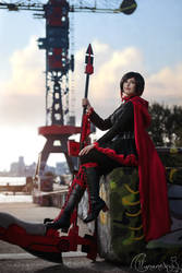 Ruby Rose by IlunaNeko