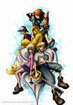 Pewdiepie:  Kingdom Hearts II Cover