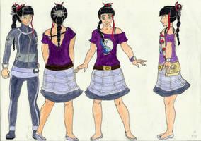 DotA Nuzlocke References: Scarlet Carter by A-KTheLittleFairy