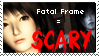 Fatal Frame equals Scary by Velocity-Graphix