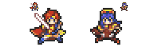 Roy and Lilina by PapaLuLu27
