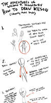 How to Draw Wilson (TAWPH Style)