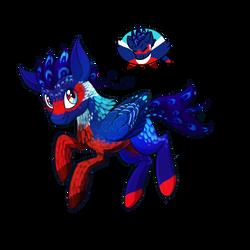 Paradise Pegasus [3] Paypal Auction [CLOSED]
