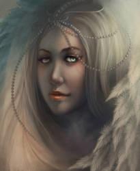 Angel by AlexandreaZenne