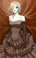 Frilly Dress by AlexandreaZenne