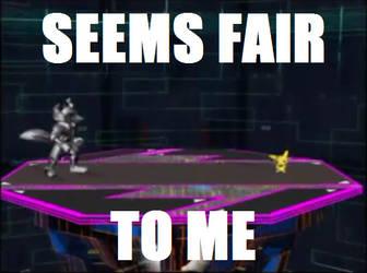 Super Smash Bros. Melee Tier Meme