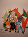 Dream Pokemon Team