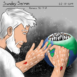 Sermon Drawing 02 17 2019