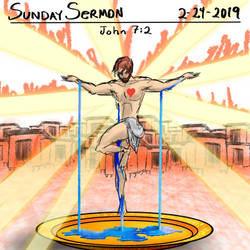 Sermon Drawing 02 24 2019