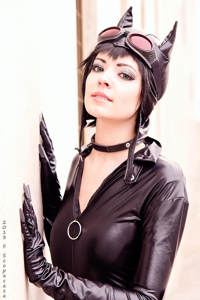 I am Catwoman. Hear me roar. by PuppetsFall