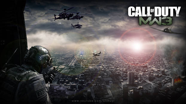 War is Coming!! MW3