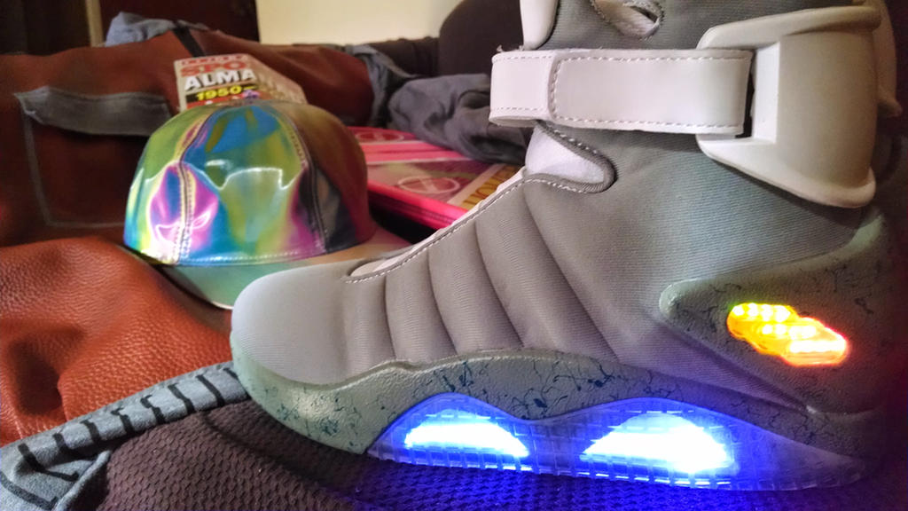My BTTF2 Props by TB7024