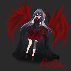 Freya 6 : Scarlet Wings by higurashi-9