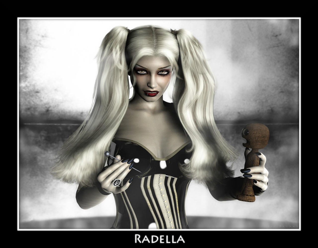 Radella by GothyLox