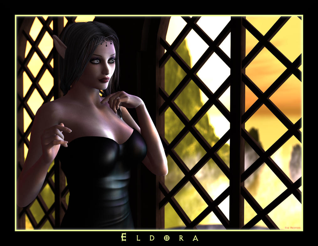 Eldora by GothyLox