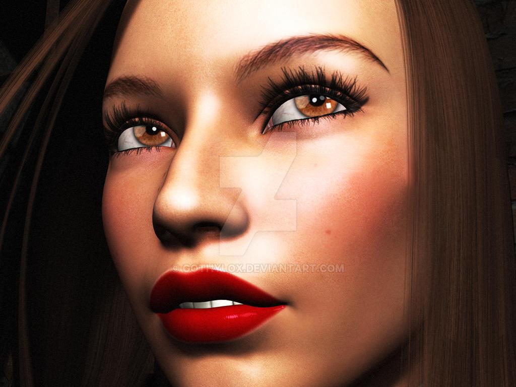 Lucine by GothyLox