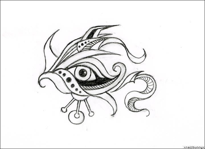 Dragon Eye by Valyrei