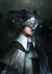 Yurie, The Last Scholar by StingerJoe